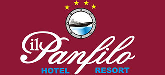 logo hotel resort il panfilo